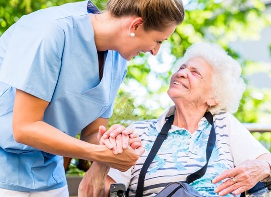 Portaal zorgkundige (via VIVO)